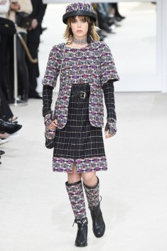 Chanel Fall 2016 Look 2