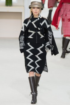 Chanel Fall 2016 Look 21