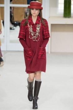 Chanel Fall 2016 Look 22