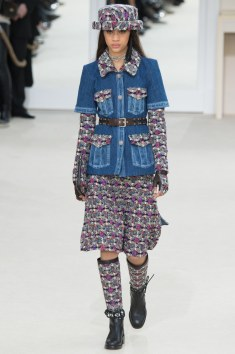 Chanel Fall 2016 Look 4