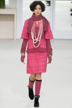 Chanel Fall 2016 Look 5
