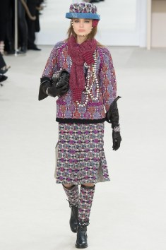 Chanel Fall 2016 Look 6