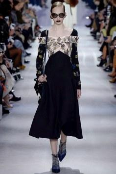 Christian Dior Fall 2016 Look 10