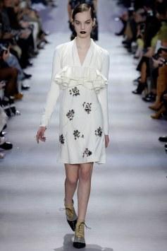 Christian Dior Fall 2016 Look 12
