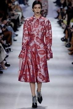 Christian Dior Fall 2016 Look 18