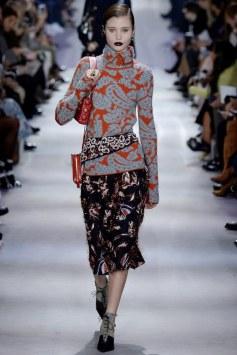 Christian Dior Fall 2016 Look 19