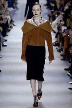 Christian Dior Fall 2016 Look 25
