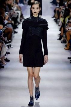 Christian Dior Fall 2016 Look 3