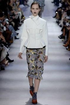 Christian Dior Fall 2016 Look 37