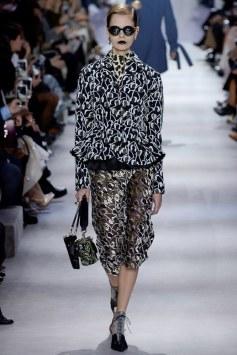Christian Dior Fall 2016 Look 38
