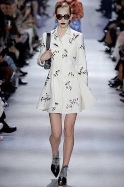 Christian Dior Fall 2016 Look 42