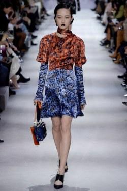 Christian Dior Fall 2016 Look 43