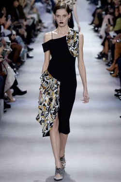 Christian Dior Fall 2016 Look 47