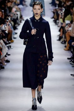 Christian Dior Fall 2016 Look 6