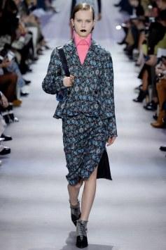 Christian Dior Fall 2016 Look 7