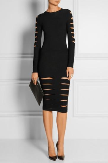 Cushine Et Ochs Cutout Dress