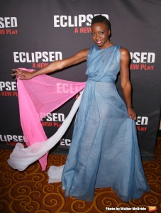 Eclipsed Opening Night— Danai Gurira -2016.3.8-