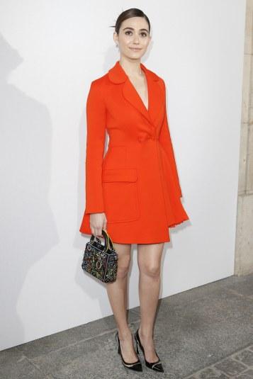 Emmy Rossum in Christian Dior-1