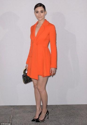 Emmy Rossum in Christian Dior-2