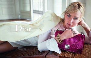 Jennifer Lawrence X Diorama & Diorever Spring/Summer Campaign -2016.3.2-