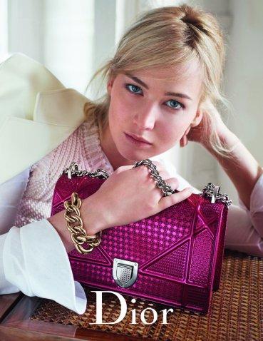Jennifer Lawrence - Spring summer 2016 Dior campaign - Credit Dior (4)