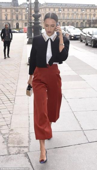 Jessica Alba in Christian Dior-2