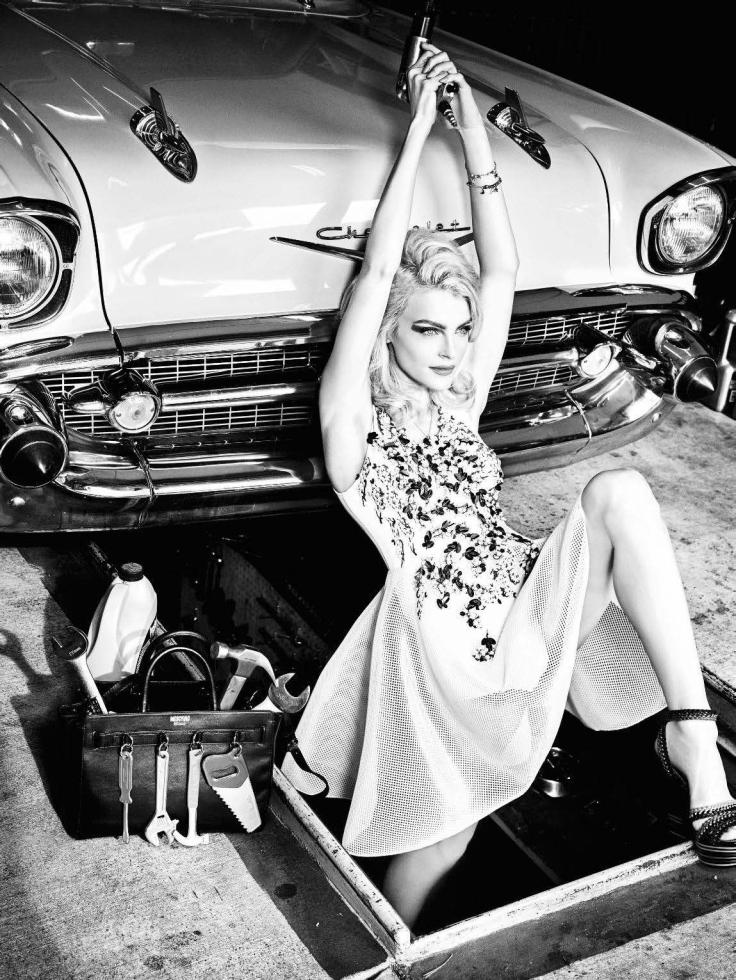 Jessica Stam Vogue Italia March 2016-1