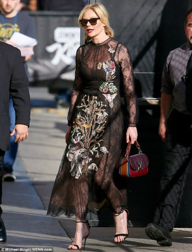 Kirsten Dunst in Valentino Resort 2016-1