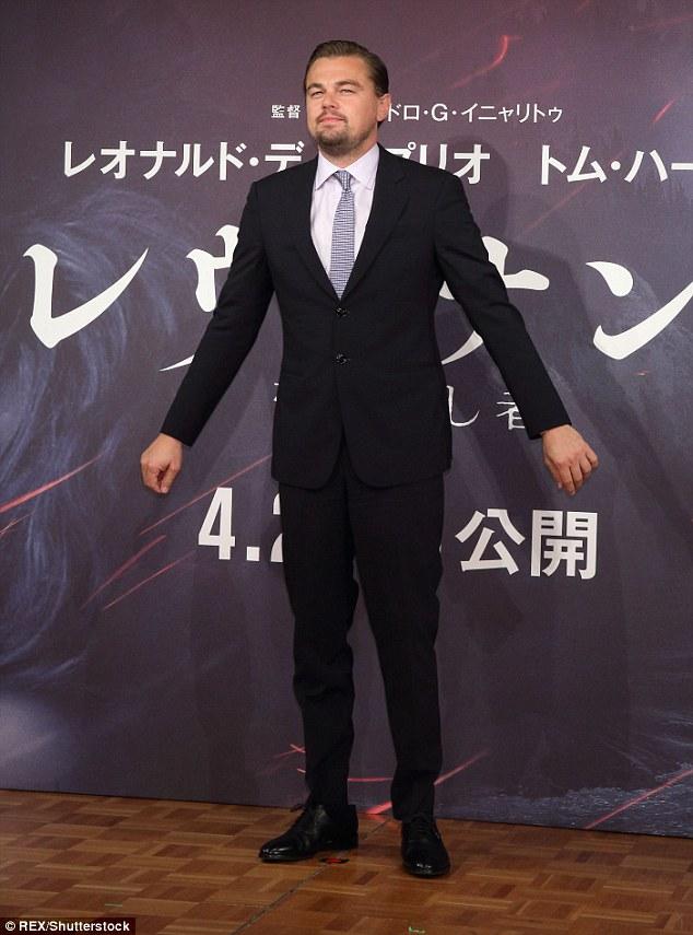Leonardo DiCaprio-1