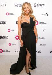 Mariah Carey in Brandon Maxwell Spring 2016