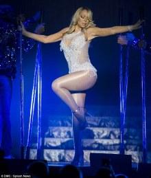 Mariah Carey Sweet Sweet Fantasy Tour in Glasgow-1