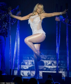 Mariah Carey Sweet Sweet Fantasy Tour in Glasgow-1