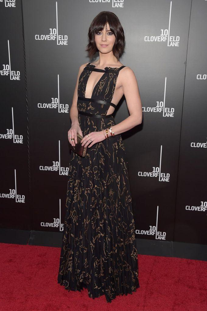 Mary Elizabeth Winstead in Valentino Spring 2016