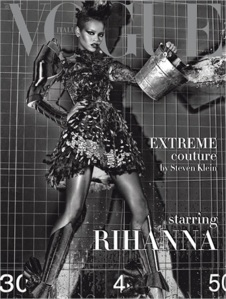Rihanna Vogue Covers -2016.3.18-