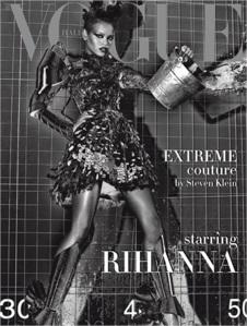Rihanna Vogue Covers -2016.3.18-