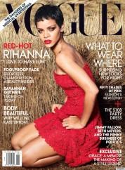 Rihanna Vogue US November 2012 Cover