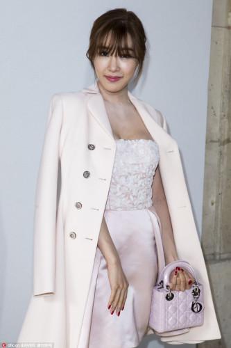 Tiffany in Christian Dior-2