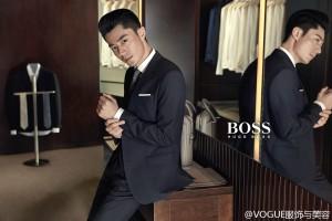霍建華 X Hugo Boss 2016 Campaign -2016.3.18-