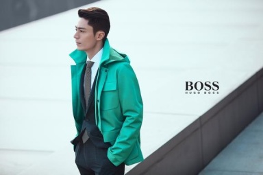 Wallace Huo Hugo Boss Man of Today Campaign-1