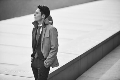 Wallace Huo Hugo Boss Man of Today Campaign-2