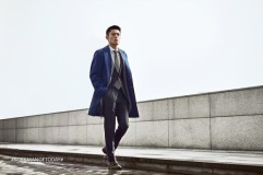 Wallace Huo Hugo Boss Man of Today Campaign-6
