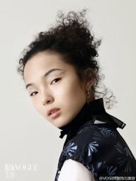 Xiao Wen Ju Vogue China April 2016-3