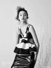Xiao Wen Ju Vogue China April 2016-5