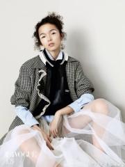 Xiao Wen Ju Vogue China April 2016-6