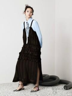 Xiao Wen Ju Vogue China April 2016-7