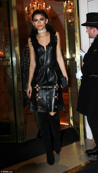 Zendaya in Louis Vuitton Resort 2016-1
