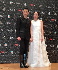 第35屆香港金像獎:最佳衣著獎 -2016.4.4-