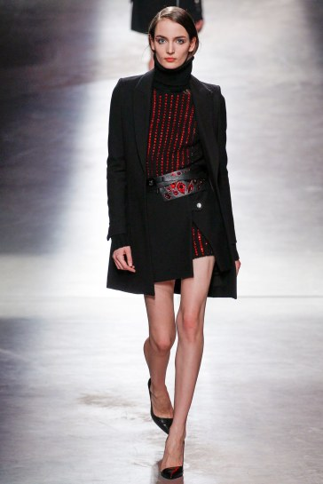 Anthony Vaccarello Fall 2014-1