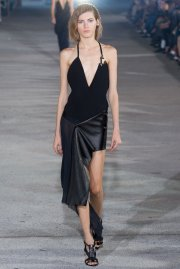 Anthony Vaccarello Spring 2015-2