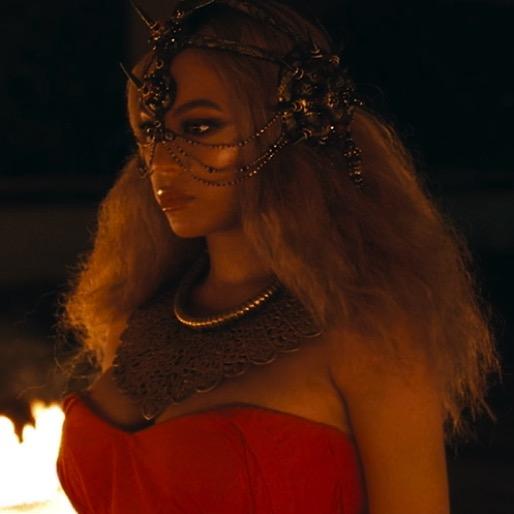 Beyonce in House Of Malakai